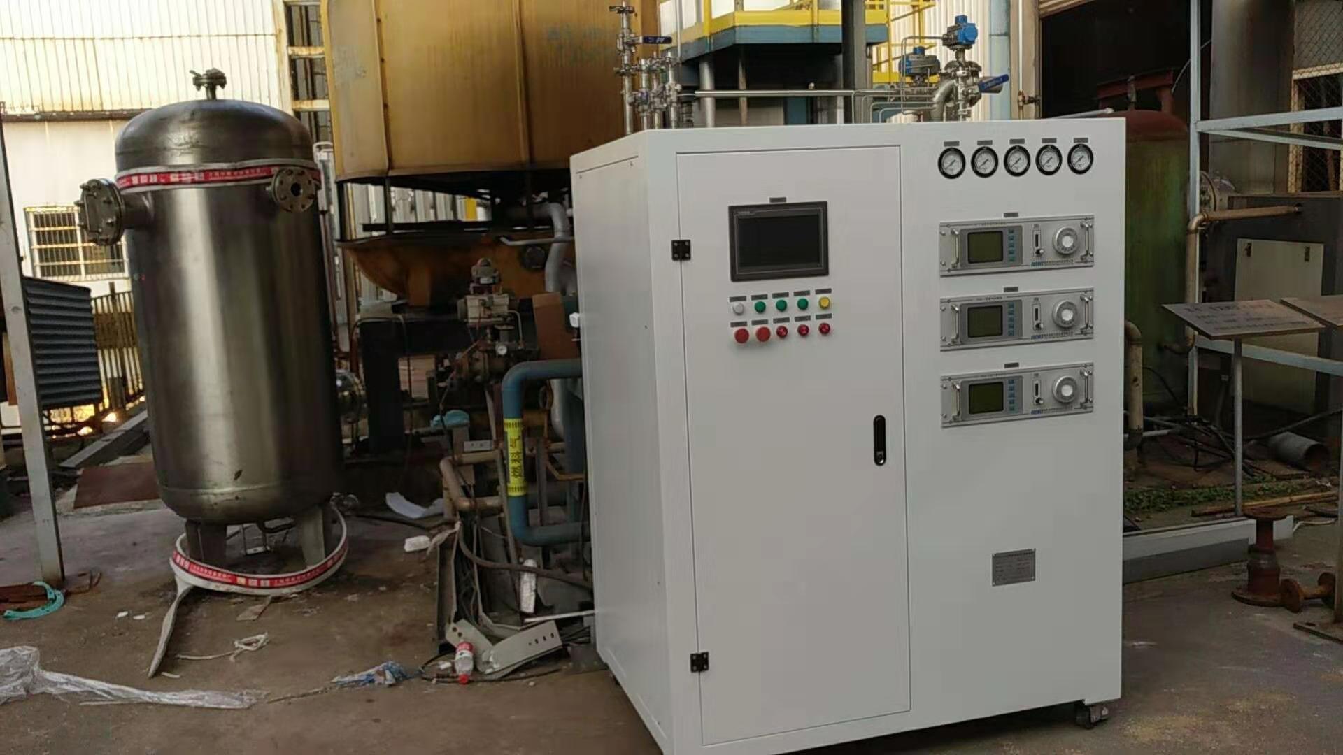 全自动四元配气设备-正压系列
